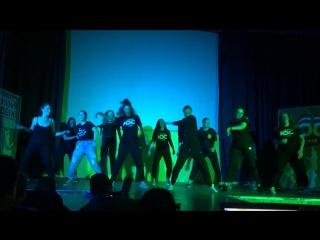 Танец «Танкоград», вожатые «ЮС_camp»