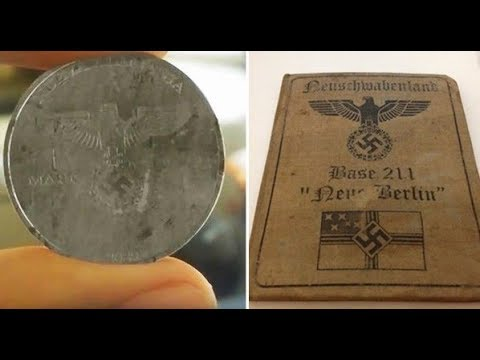Nazi coin from 'future' FOUND – sparking claims of parallel universe WW3