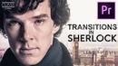 4 TRANSITIONS from SHERLOCK in Premiere Pro – LG UltraWide Class