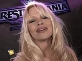 Pamela Anderson Wrestle Mania 1995