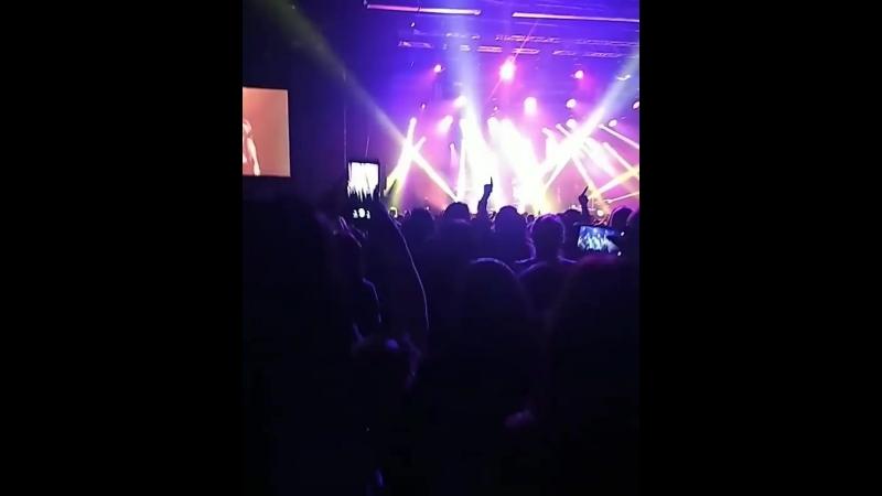 25 сентября 2018 | Себастьян выступил в Кордове, Аргентина;