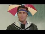 Брюс всемогущий - Cцена 15 Интервью у водопада (2003) HD