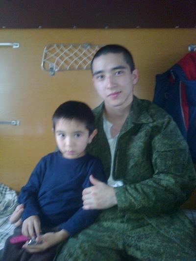 Анарбек Суйналиев, 22 мая , Сланцы, id202241276
