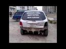 Подборка смешных надписей на автомобилях. Смех да и только.