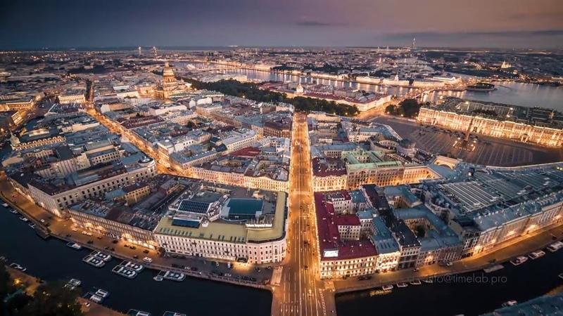 Белые ночи в СанктПетербурге