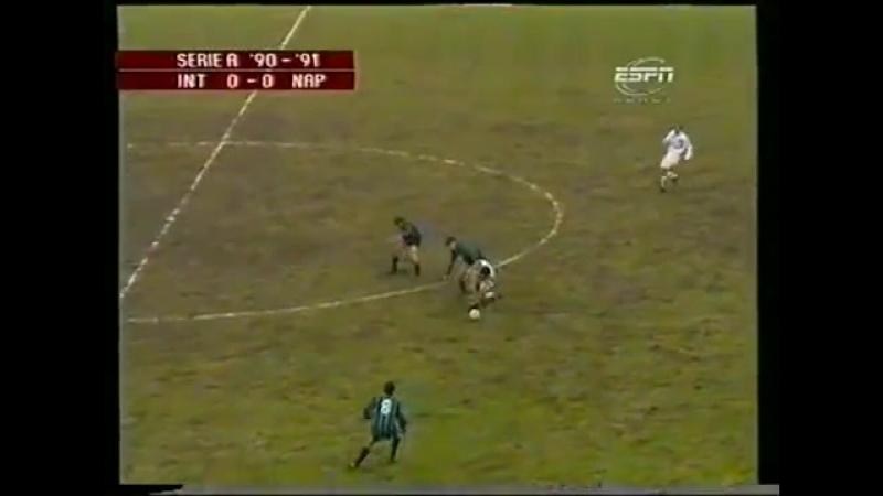 Inter napoli 1990-91