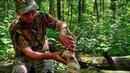 Ловим форель и пеструшку Нашли ЧЕРЕП в лесу