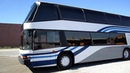 Double decker bus, neoplan double decker.MOV