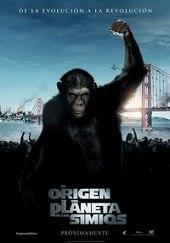 El origen del planeta de los simios (2011) - Latino