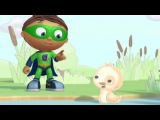 Super Why Full Episodes - The Ugly Duckling