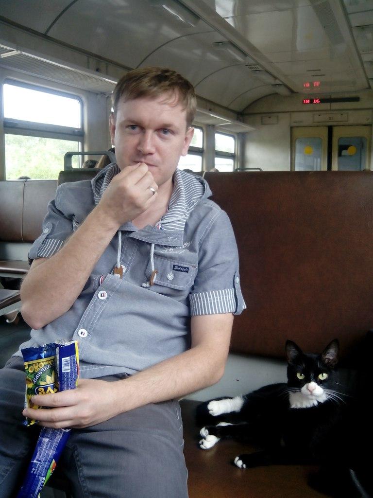 Олег Маслай, Вологда - фото №12