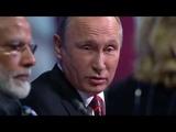 Putin to NBC's Megyn Kelly I wouldn't mind if NATO falls apart
