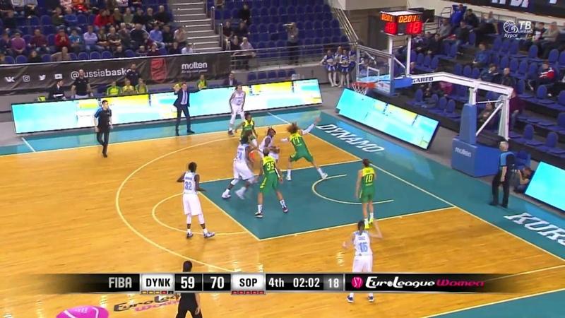 06 02 2019 Epiphany Prince 30 points Highlights vs Uniqa Sopron