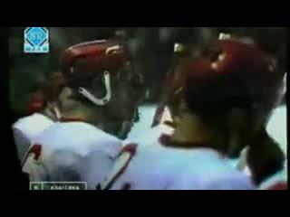 1972 г. Хоккей. Суперсерия .КАНАДА-СССР 3:7. Игра №1