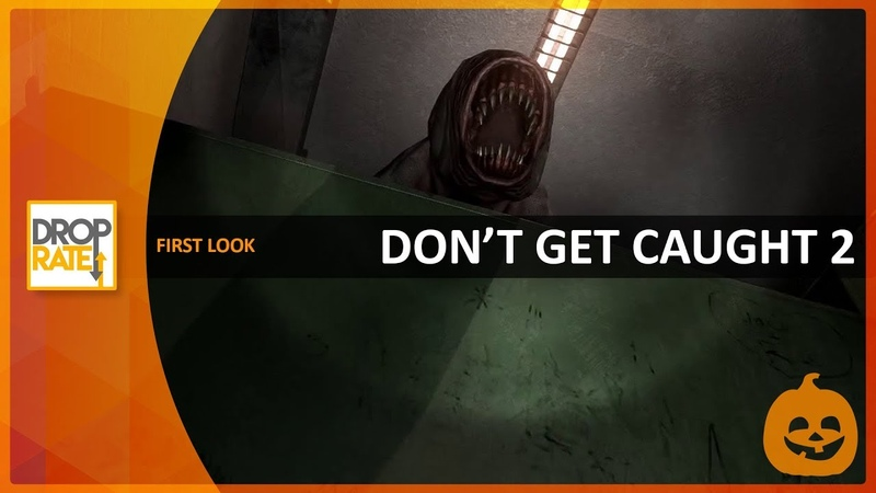First Look: 'Don't Get Caught 2' (Itch.io)