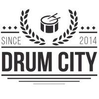 Логотип DRUM CITY (Moscow region drum show)