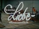 Zweite Liebe ehrenamtlich - Fernsehen der DDR 1977