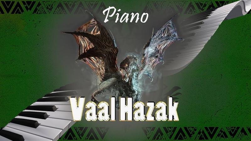 Vaal Hazak Theme (Live Piano Cover)