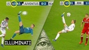 Iluminati? 10 Kejadian Tanpa Sadar di Sepak Bola Yang Sama Persis