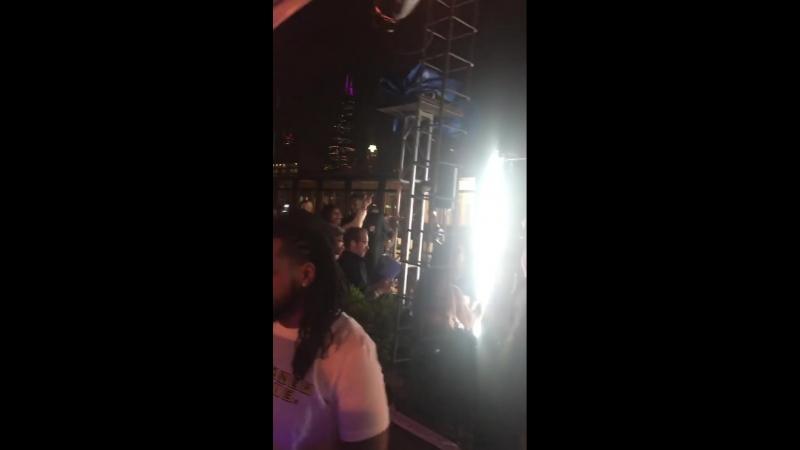 Joefreshgoods x hennessy event - Live Skinny