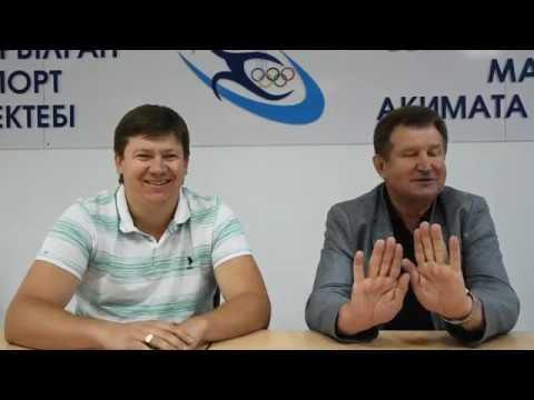 Интервью Набокова Виктора Дмитриевича и Плотникова Алексея Александровича