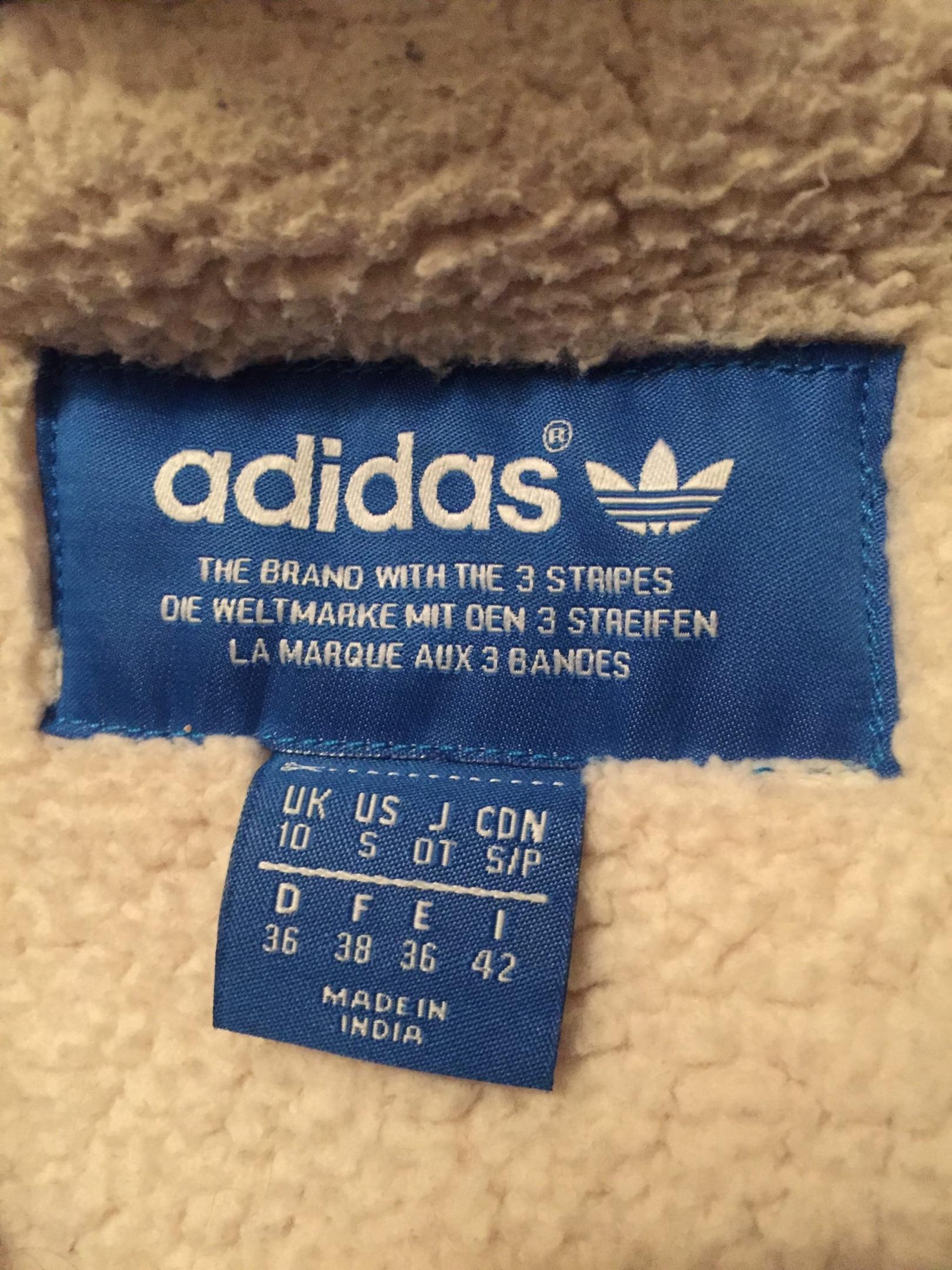 Купить парку adidas (оригинал ),в хорошем | Объявления Орска и Новотроицка №3106