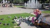 Таня Иванова, 16 июля 1992, Санкт-Петербург, id186076495