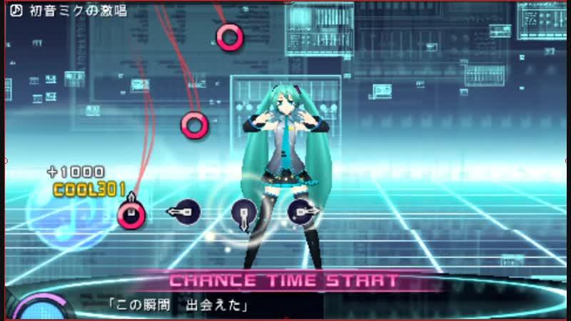 Hatsune Miku Project Diva Extend PSP прохождение с пояснениями часть 7