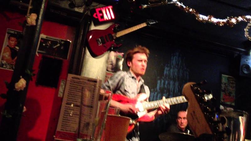 Ben Eunson, Sean Wayland, Nate Wood, March, 2014 NYC
