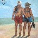 Жениться нужно только по любви…чтобы в старости смотреть на жену и думать: « Блин…