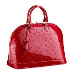 Сумка Louis Vuitton Alma Art Deco Gris.