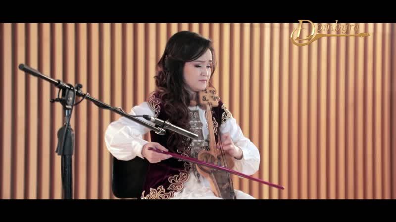 Ақерке Тәжібаева Жез киік Ы Дүкенұлы