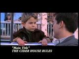 SOUNDTRACK MOVIE  CIDER HOUSE RULES Rachel Portman