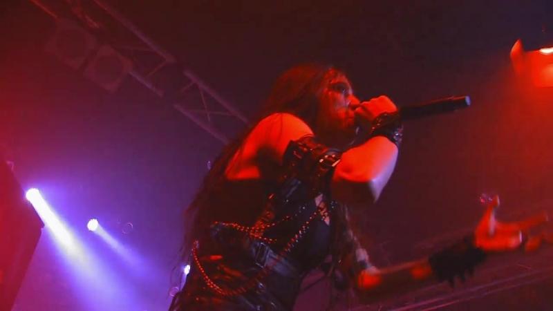Frantic Amber - Self Destruction (Live in Czech Republic 2018)