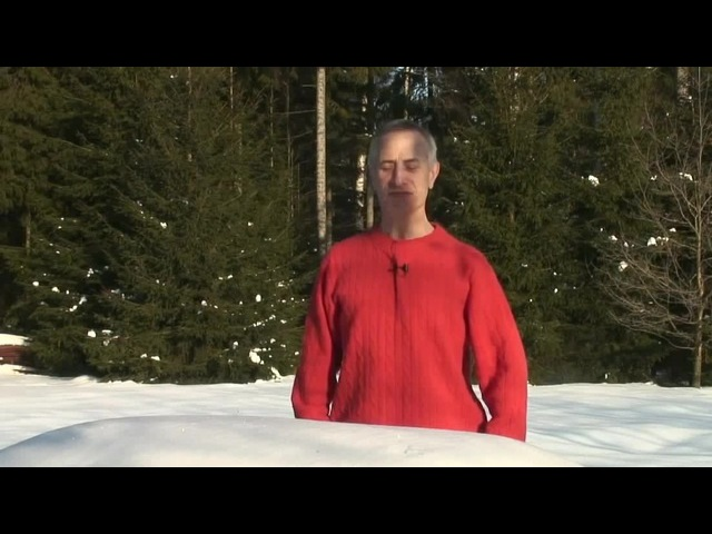 Доктор Попов сила зимы и снега