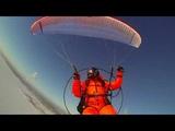 Зимняя Лахта PPG полеты Ozone Speedster 2 SkyMax Star