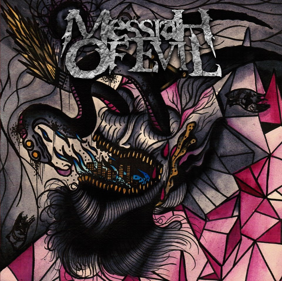 Messiah Of Evil - Divinum [EP] (2012)