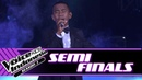 Hendrik Jikalau Kau Cinta   Semifinals   The Voice Kids Indonesia Season 3 GTV