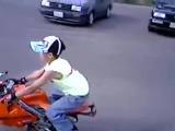 Дети на мотоциклах. Biker baby. Mini Moto