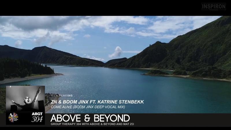 ZN Boom Jinx ft. Katrine Stenbekk - Come Alive (Boom Jinx Deep Vocal Mix)