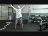 Video #3 - Rotational Shot Put - Set Up in the Back