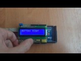 LCD Keypad Shield для Arduino сделай сам (DIY)