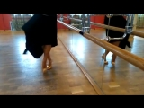 Женская техника с Сагдианой Хамзиной