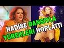 Hadise'nin Makyajsız Dans Görüntüleri İzlenme Rekoru Kırdı.