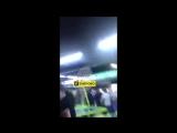 Появилось видео снятое внутри горящего ТЦ в Кемерово