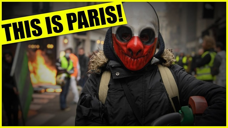 Total Media Blackout Paris Is Far Worse Than They Will Tell You