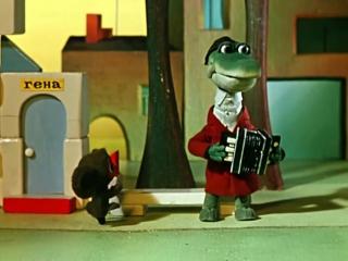 Крокодил Гена и Чебурашка 2 серия (День рождения)