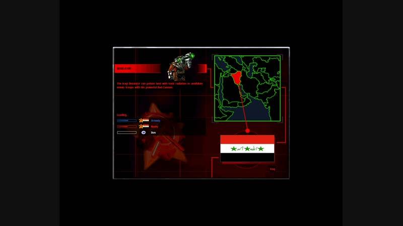 CC Red Alert 2 League (CS) 281018(6) - Rocky vs Artemis