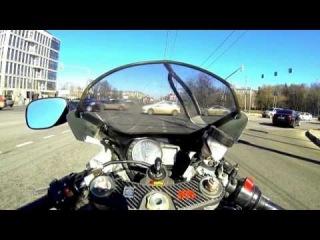 Мотоцикл купил, экшн камера купил, ездить — не купил.