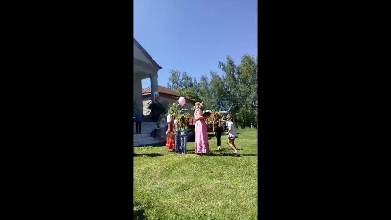 Троица в Апальково